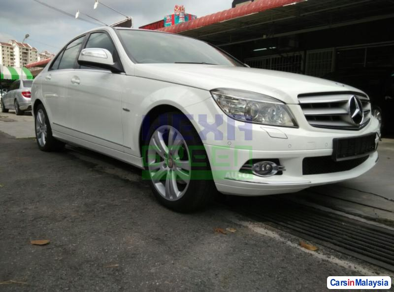 Picture of Mercedes Benz 200 Automatic 2008