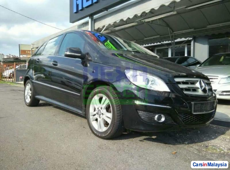 Picture of Mercedes Benz B170 Semi-Automatic 2008