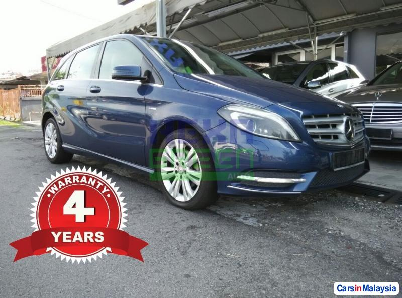 Picture of Mercedes Benz B200 Automatic 2012