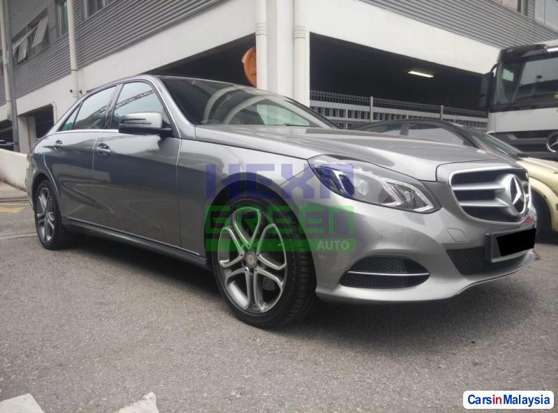 Picture of Mercedes Benz E250 CGI Automatic 2014