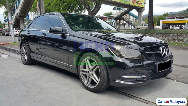 Picture of Mercedes Benz C-Class Semi-Automatic 2012