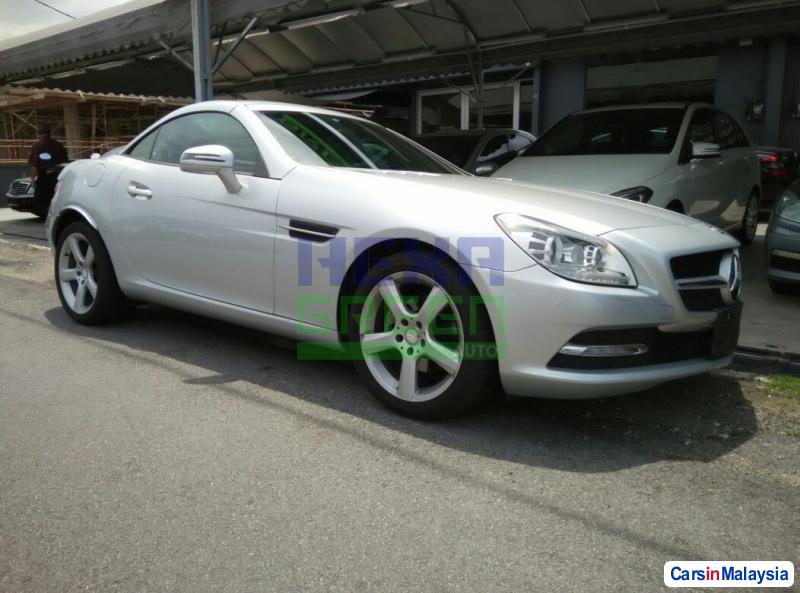 Picture of Mercedes Benz SLK200K Automatic 2011