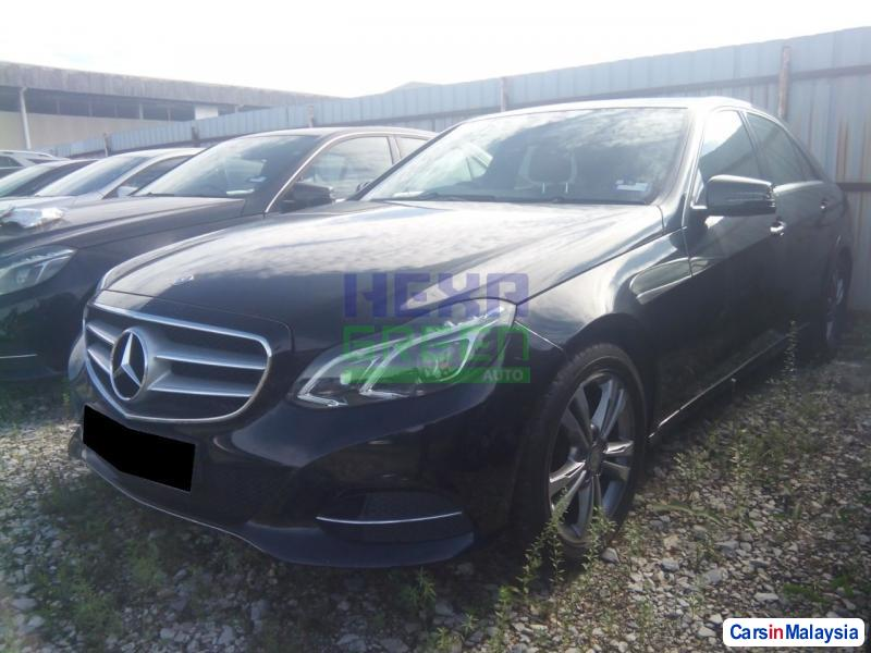 Picture of Mercedes Benz E200 Automatic 2014