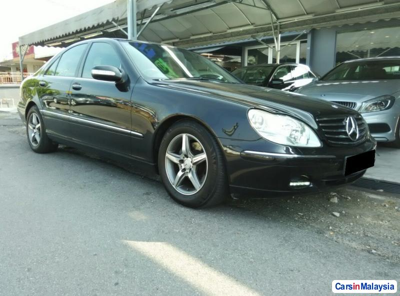 Picture of Mercedes Benz S320 CDI Automatic 2001