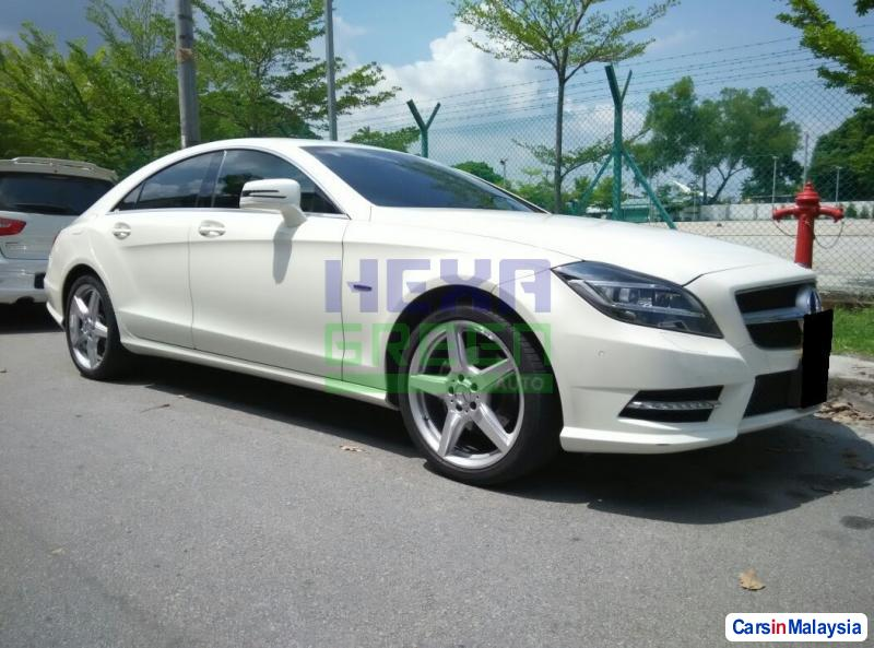 Picture of Mercedes Benz CLS350 Automatic 2011