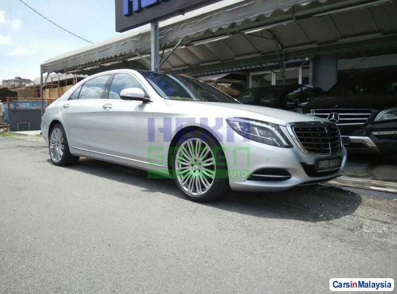 Pictures of Mercedes Benz S420 Automatic