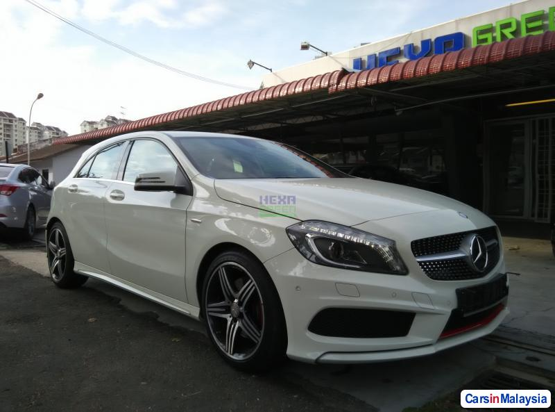 Picture of Mercedes Benz A-Class Automatic 2015