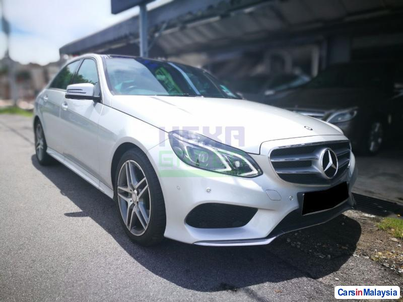 Picture of Mercedes Benz E300 Automatic 2015