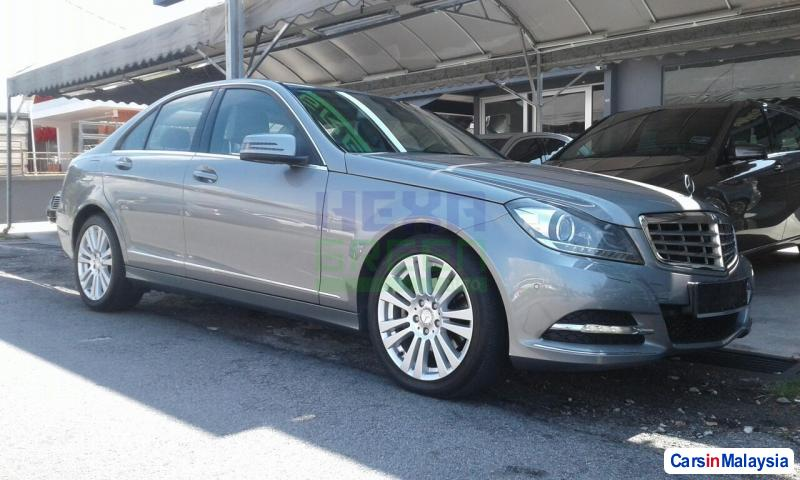 Picture of Mercedes Benz C-Class 2013