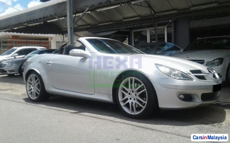 Picture of Mercedes Benz SLK200 Automatic 2006