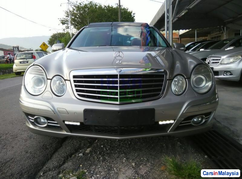 Mercedes Benz E280 Automatic 2007