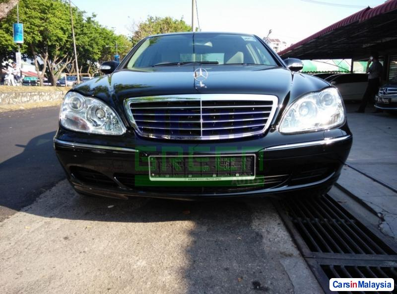 Mercedes Benz S280 Automatic 2005