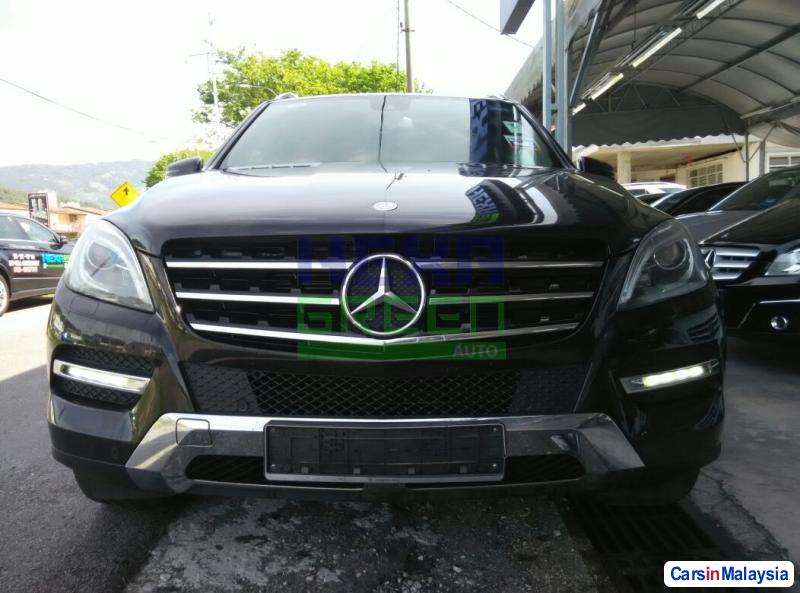Mercedes Benz ML350 Automatic 2012