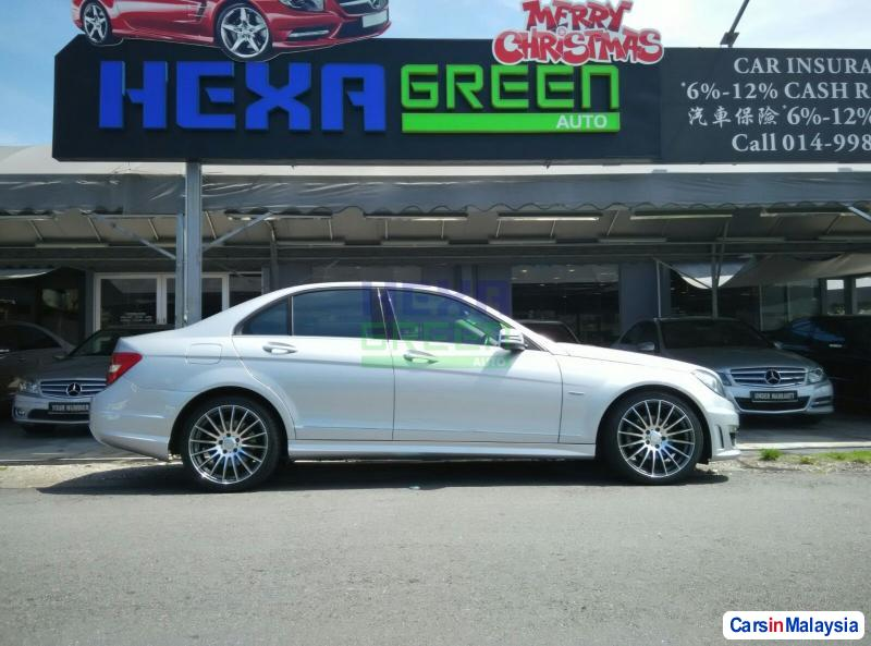 Mercedes Benz C-Class Automatic 2011 in Penang