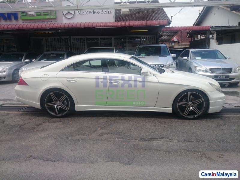 Mercedes Benz CLS350 Automatic 2006 in Penang