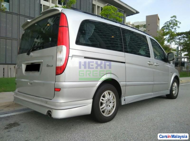 Mercedes Benz Vito Automatic 2006 in Penang
