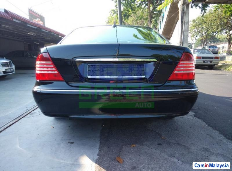 Mercedes Benz S280 Automatic 2005 in Penang