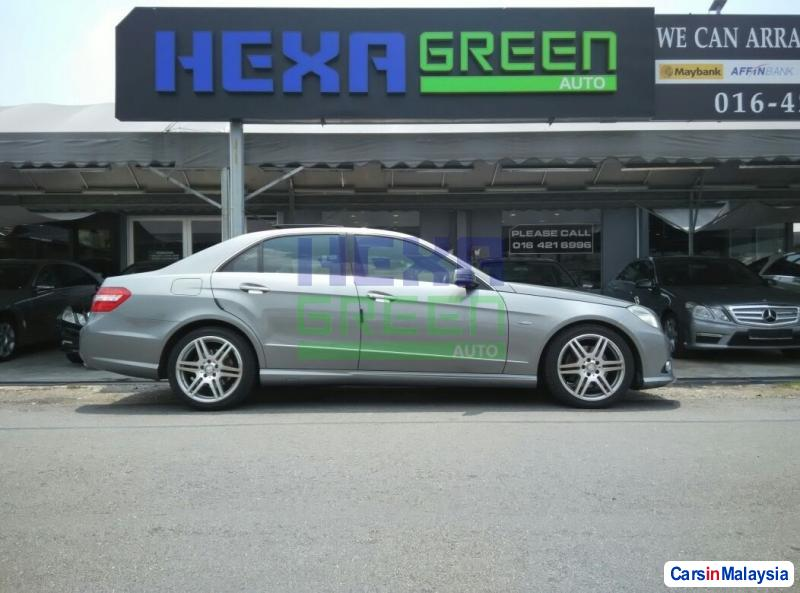 Mercedes Benz E250 Automatic 2010 in Penang