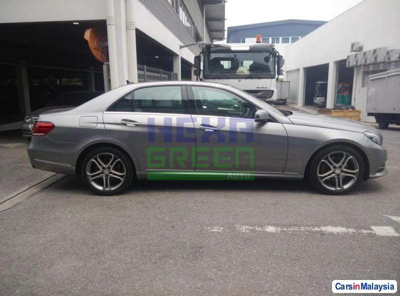Mercedes Benz E250 CGI Automatic 2014 in Penang