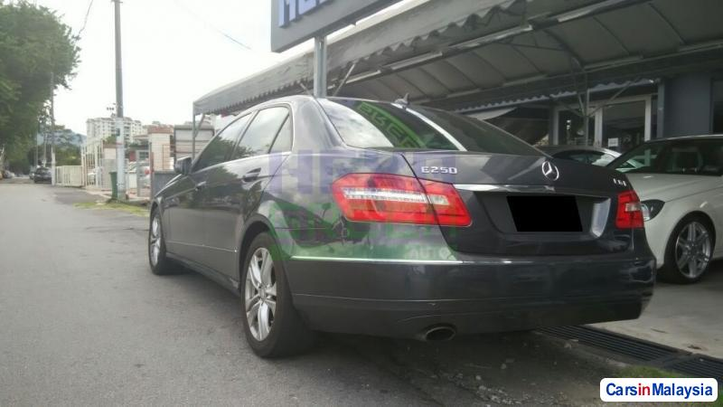 Mercedes Benz E250 CGI 2010 in Penang