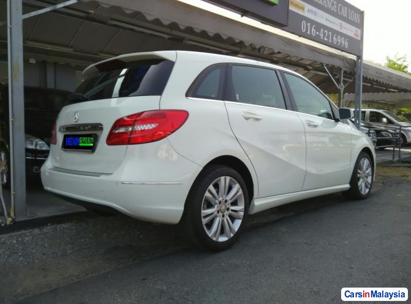 Mercedes Benz B200 Automatic 2014 in Malaysia