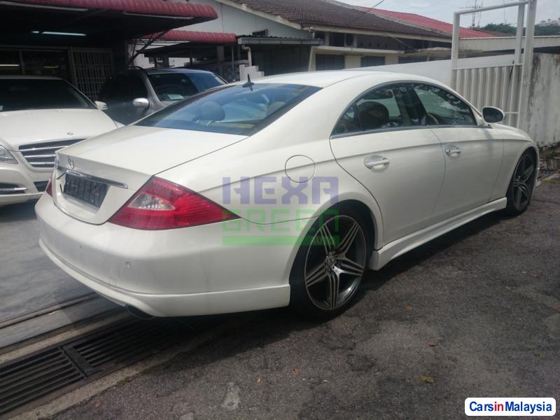 Mercedes Benz CLS350 Automatic 2006 in Malaysia