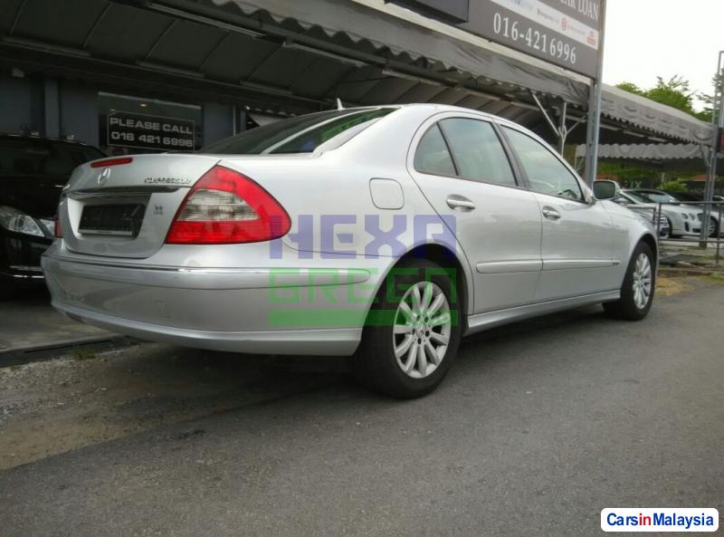 Mercedes Benz E200K Automatic 2007 in Malaysia