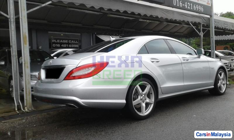 Mercedes Benz CLS350 2012 in Malaysia