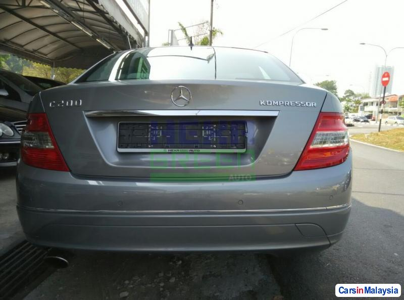 Picture of Mercedes Benz C-Class Automatic 2010 in Penang