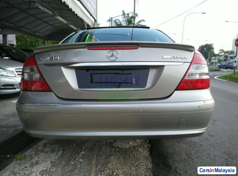 Picture of Mercedes Benz E280 Automatic 2007 in Penang