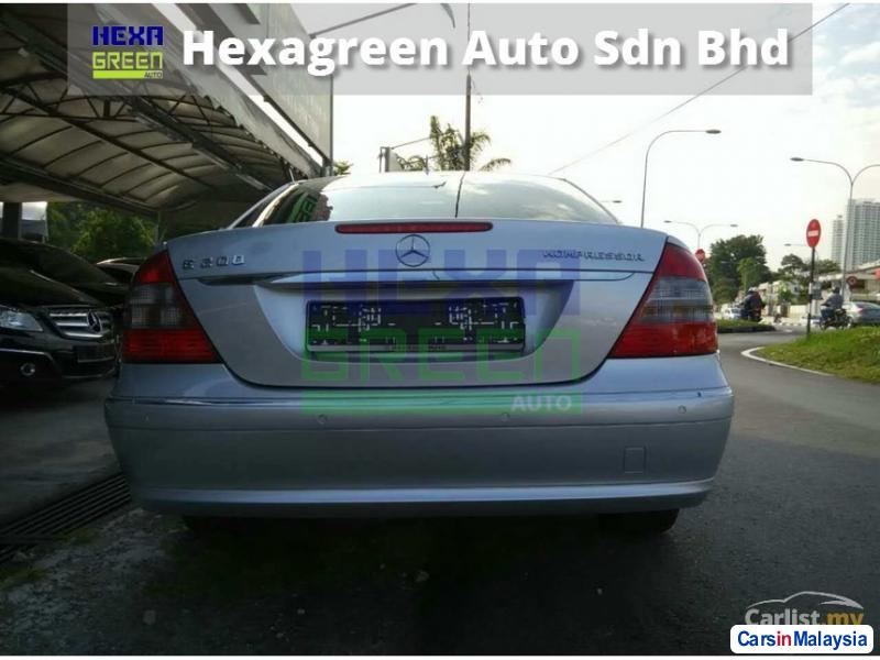 Picture of Mercedes Benz E200K Automatic 2007 in Penang