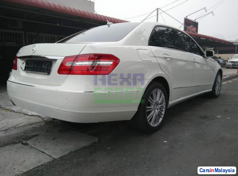Picture of Mercedes Benz E200 Automatic 2010 in Penang