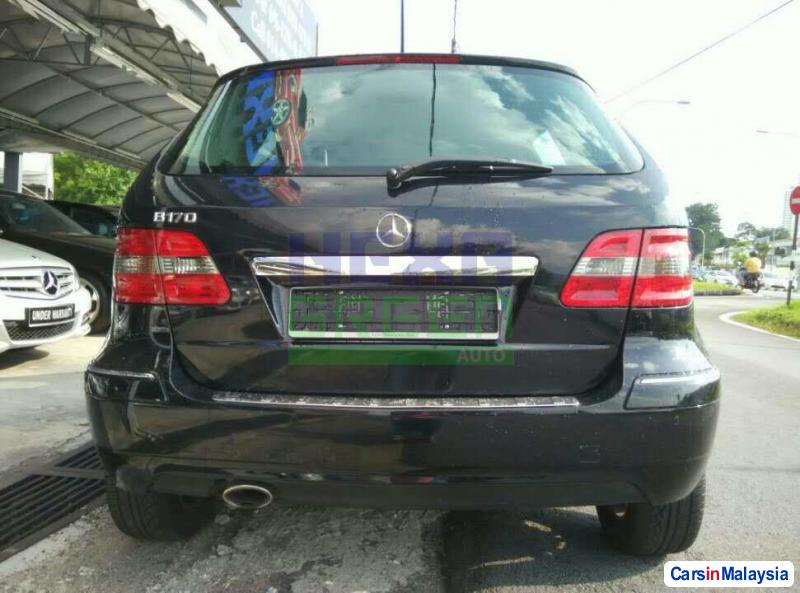 Picture of Mercedes Benz B170 Semi-Automatic 2008 in Penang