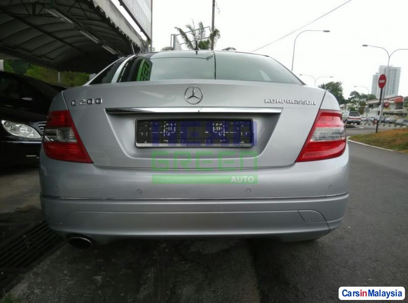 Picture of Mercedes Benz C-Class 2008 in Penang