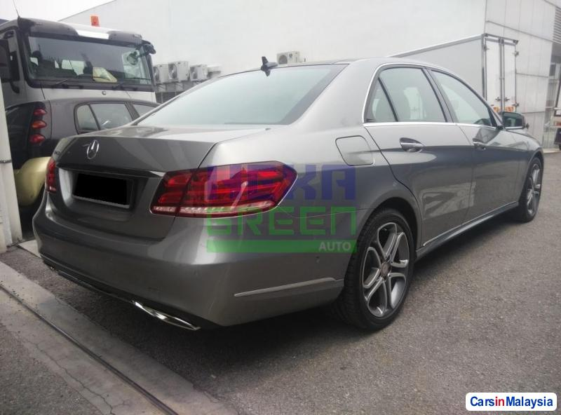 Picture of Mercedes Benz E250 CGI Automatic 2014 in Penang