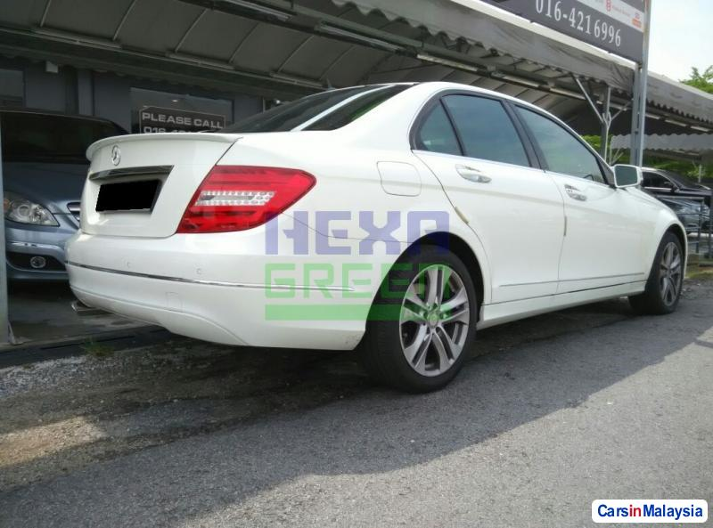 Picture of Mercedes Benz C-Class Automatic 2014 in Penang