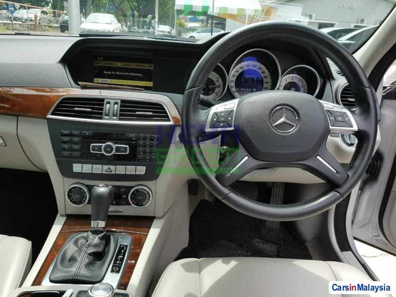 Picture of Mercedes Benz C-Class Semi-Automatic 2012 in Penang