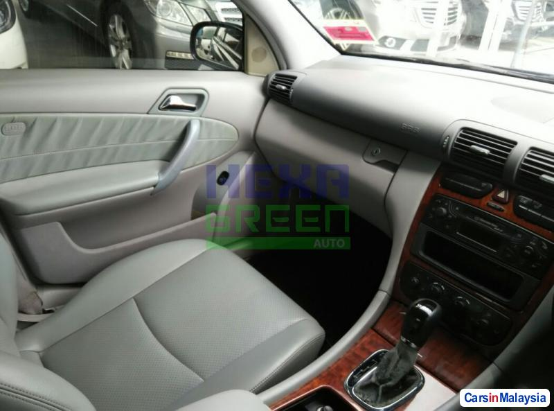 Picture of Mercedes Benz C-Class Semi-Automatic 2003 in Penang