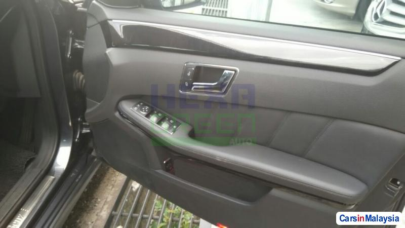 Picture of Mercedes Benz E250 CGI 2010 in Penang