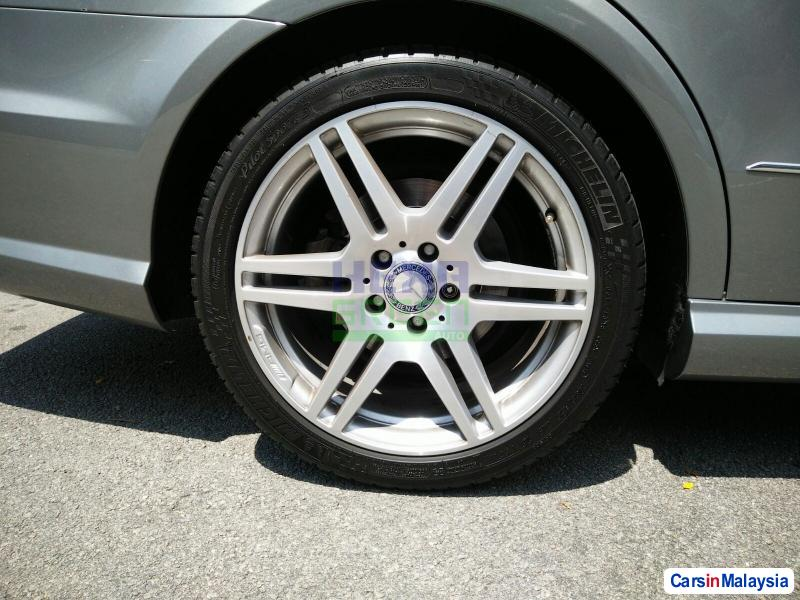 Picture of Mercedes Benz E250 Automatic 2012 in Malaysia