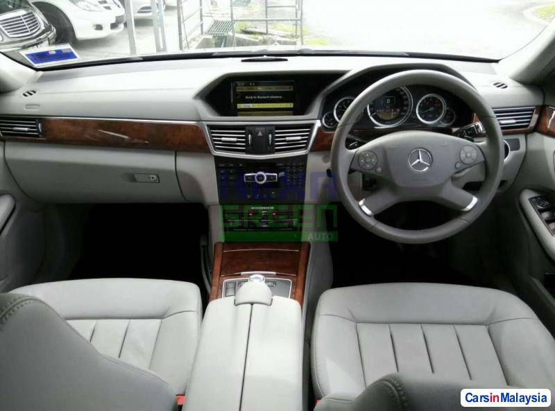 Picture of Mercedes Benz E200 Automatic 2007 in Malaysia