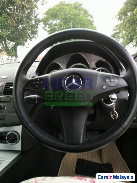Picture of Mercedes Benz C-Class Automatic 2010 in Malaysia