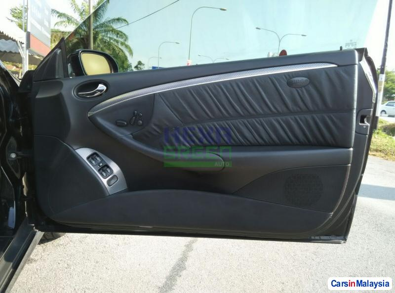 Mercedes Benz CLK-Class Automatic 2004 in Penang - image