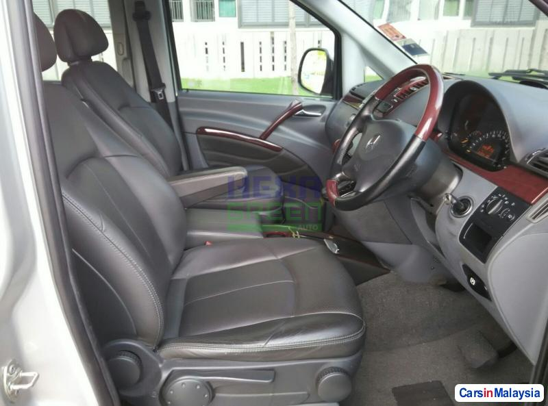 Mercedes Benz Vito Automatic 2006 in Penang - image