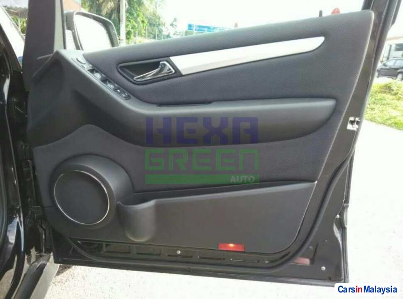 Mercedes Benz B170 Semi-Automatic 2008 in Penang - image