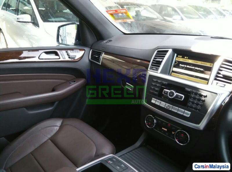 Mercedes Benz ML350 Automatic 2012 in Penang - image