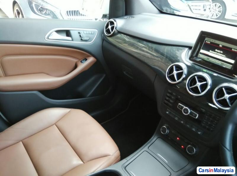 Mercedes Benz B200 Automatic 2014 in Malaysia - image
