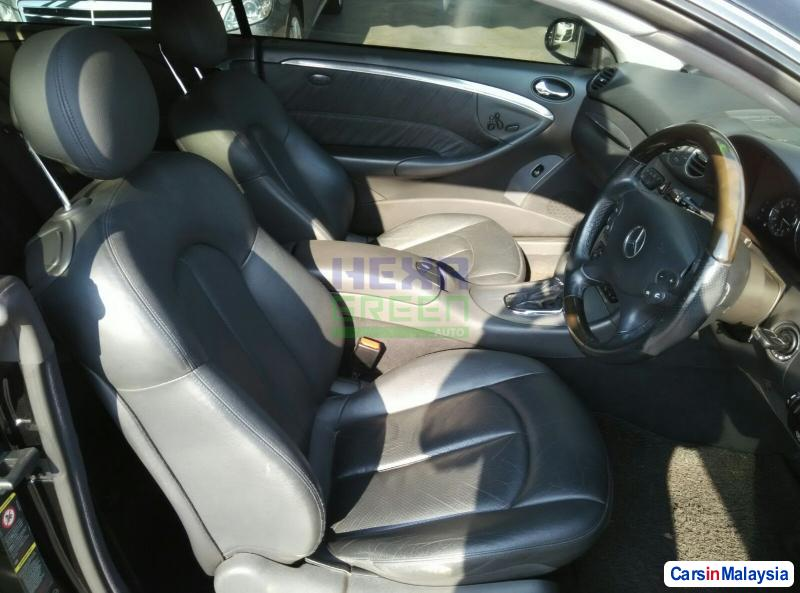 Mercedes Benz CLK-Class Automatic 2004 in Malaysia - image
