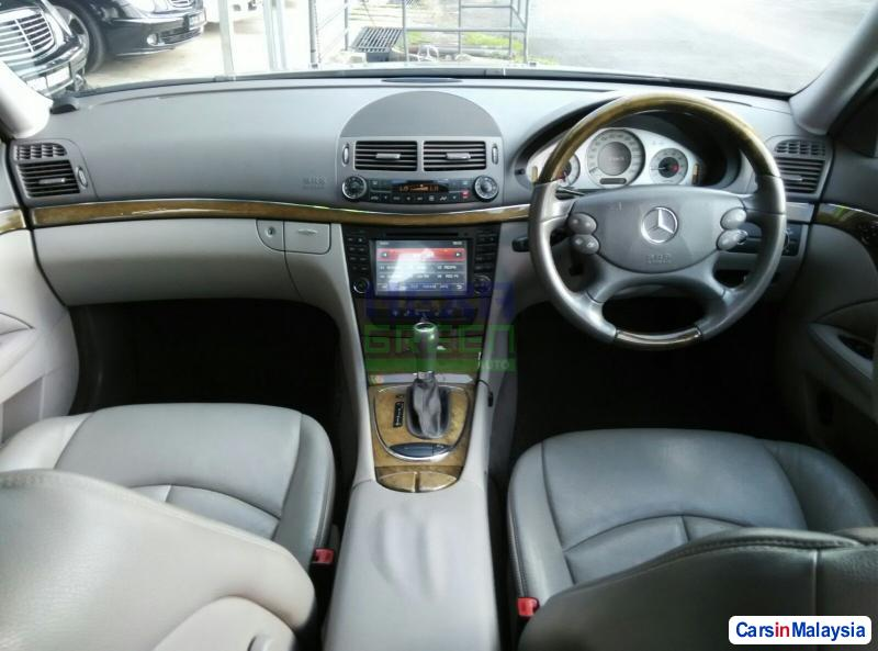Mercedes Benz E280 Automatic 2007 in Malaysia - image
