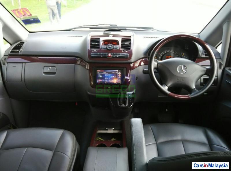 Mercedes Benz Vito Automatic 2006 in Malaysia - image